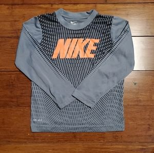 Nike Boys Long Sleeve Shirt